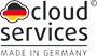 Mitglied der Initiative »Cloud Services Made in Germany«